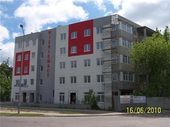 Wołomin, ulica Sikorskiego 1c