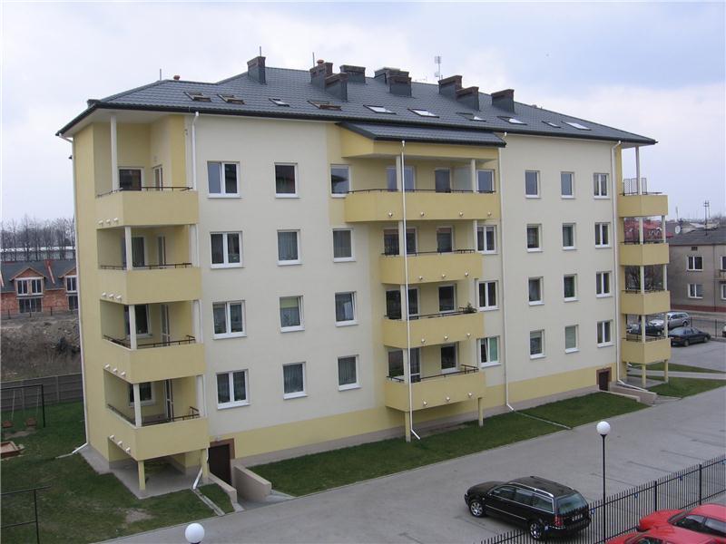 Wołomin mieszkanie