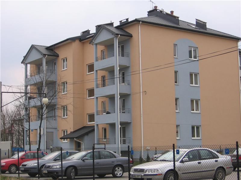 Mieszkania Wołomin