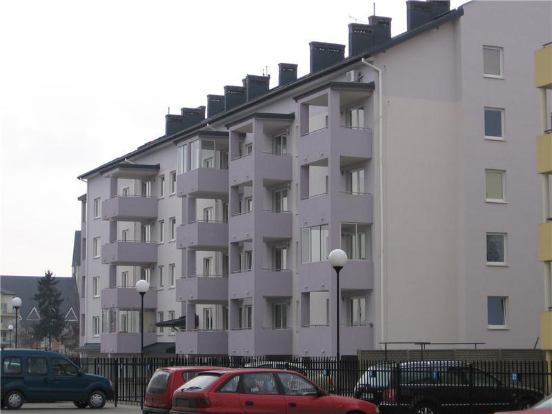Deweloper Wołomin Lipińska 32