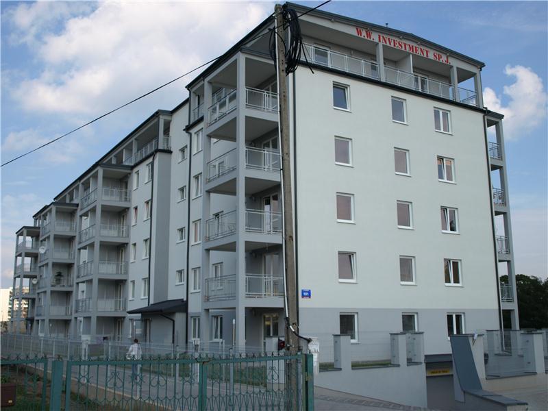Mieszkania Wołomin oddane do użytku