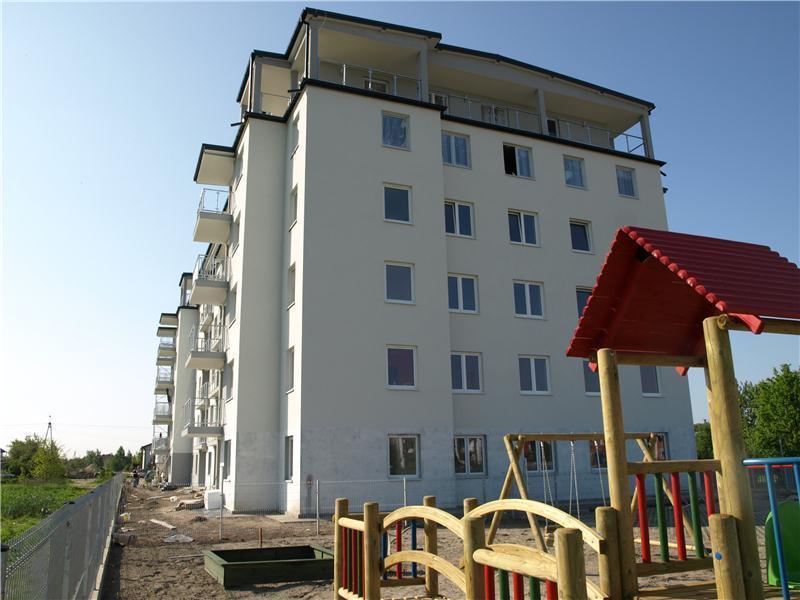 Nowe mieszkanie Wołomin osiedlowy plac zabaw